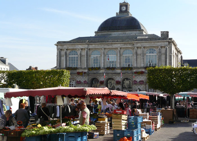 Marché St Omer